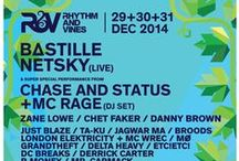 Rhythm and Vines 2014 / Rhythm and Vines Festival - Dec 29-31 2014 in Gisborne, NZ