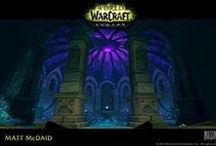 world of warcraft / official concept and 3d art :)