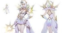 league of legends / posted art from league of legends <3