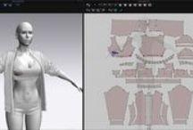 marvelous designer patterns / patterns