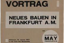 Herbert Bayer / Herbert Bayer — typography, posters, brands, logos.