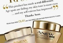 Anew Ultimate | Avon Skincare 50 and Over (Gold Jar) / Avon Anew Skincare: Anew Ultimate. Target Loss of Firmness and sagging skin. When skin ages, its support structure weakens, resulting in sagging and loss of firmness. Anew Ultimate leaves skin feeling firmer and more elastic. Here you will find all your Ultimate skin care sales, in the news, and updates. Shop Avon current Ultimate Skincare online at www.youravon.com/my1724