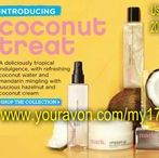 mark. by Avon Crushing on Coconut / Indulge your delectable spirit with a blend of coconut cream, mandarin and fresh orchids. Avon #1 seller comes in body butter, lotion, body scrubs, body mist, body wash & body cream. Shop meet mark. by Avon Crushing on Coconut at www.youravon.com/my1724 like and share any of the pins and be enter to win a $75 Avon gift basket!!