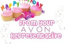 Birthday Club / Happy Birthday from your Avon Rep. for it being your birthday I love to send you a gift and a card. Fill this information card out and email it to mistyh214@gmail.com and I will start sending a free Birthday gift for joining the club.