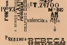 Ed Fella / Ed Fella typography, posters, signage, book design, polaroids, and design.