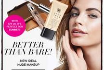 Avon True Color Makeup / Avon True Color means the color you buy is the color you apply. Now all your favorite lipsticks, glosses, eyeshadows and nail polish have Avon's acclaimed True Color Technology, designed to give you a natural flawless look you want, nothing less. Shop Avon True Color online at www.youravon.com/my1724 or by clicking on the pins below for the sales...