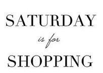 Saturday Is For Shopping / Wake up - refresh and shop till you drop online.. Here your weekly Saturday Online Sales hurry these don't last long - limited time only. Shop online at www.youravon.com/ my1724 or by clicking any of the pins below.
