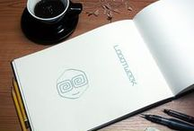 Logo Design Inspiration / #logo #design #Inspiration / by Sandra Perovic