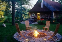 outdoor living / by Bobbi Wirebaugh
