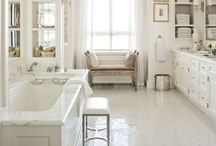 Light and Bright BATHROOMS  / by Darragh Handshoe