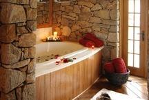 Cozy Bathrooms  / by Darragh Handshoe