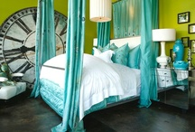 Colorful Bedrooms  / by Darragh Handshoe