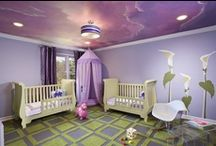 DIY Nursery / Ideas to fix up the nursery / by My Life On The Divide