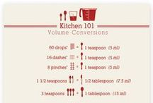 Kitchen Aid's / . . . tips, tricks, cheat sheets / by Molly Blackburn