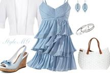 Fashionable Blues / by Darragh Handshoe