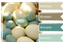 Color Schemes / by Darragh Handshoe
