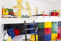 Kids Can Build a Lego Room / Legos can create anything!