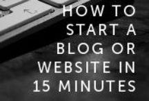 blog tips / Tips for blogging