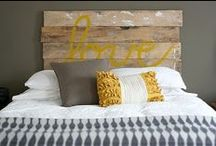 YES! You Can Make This / Fun decor ideas you could easily make for your own home