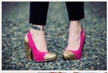 Shoe Refashion & Cute Shoes / Shoe Refashion tutorials and shoe refashion ideas lots of cute shoes  / by My Life On The Divide