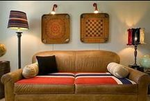 Gameboard Decor / Decorating can be fun and games!