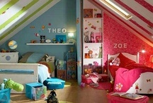 Shared Bedrooms Done Right / Children often need to share bedrooms, but every child still needs privacy and a way to personalize their space. Here I help you find successful solutions for shared spaces where siblings can thrive.