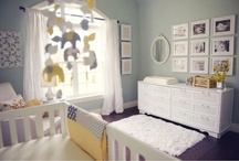 Make Room for Baby / Nurseries are the room we design to hold our hopes and dreams for our most precious little love. These charming rooms are soothing for parents and practical for growing babies!