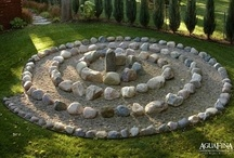Garden Spaces for Kids / Encourage outdoor play with some of these great garden ideas!