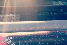 Street Art / street art, street heart, graff, grafitti, love graf