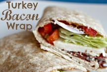 {Wraps} / Meals Wrapped up: {includes tacos and sandwiches} / by Elizabeth Chandler {Lily Photo}