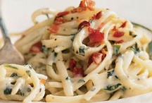 Pasta / by Colleen Hensley