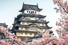 Asian / Anything from Japan, China, Korea, etc. I love it all. 我很喜欢亚洲的城市,亚洲的风景,等等。我特别喜欢中国和日本。 / by Roxanne Gillenwater