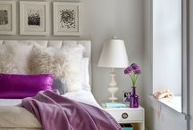 Bedrooms / by Roxanne Gillenwater
