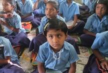 Tutti a scuola contro la cecità! / Moltissimi bambini nei paesi più poveri non hanno accesso all'istruzione solo perché sono ciechi. Imparare darà loro la possibilità di avere una vita indipendente e autonoma.