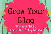 {Blogging} / Tips for Blogging, Fun Blogs to Read and other Social media tips