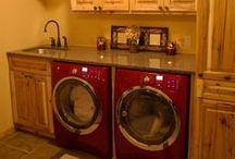 Laundry room / by Jan Scheel