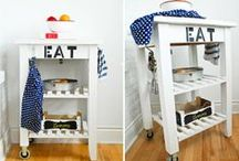 Kitchen Island  / Kitchen Island DIY ideas and tutorials  / by My Life On The Divide