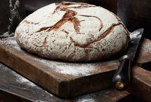 Bread/Pan / Fotografía gastronómica relacionado con el pan.
