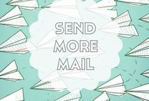 Card & Letter Ideas / by Roxanne Gillenwater