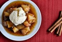 An Apple a Day: Yummy Apple Desserts / Apple recipes rock my world. That sounds exaggerated, but I swear it isn't.