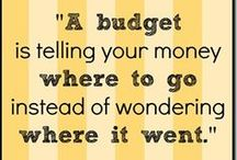 Being an Adult / Budgeting/Organization/Family/Housing/Retirement stuff. . .  / by Molly Blackburn