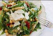 Salads / . . . green, pasta, potato, etc. . .  / by Molly Blackburn