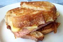 Samalama's / . . . sandwiches.  / by Molly Blackburn