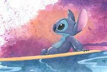 DisneyDisneyDisney : Stitch / Everyone has that one Disney character that completely encompasses who they are as a person... and Stitch is me. / by Kim Derryberry