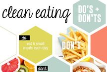 Clean Eating/Paleo/Meal Planning... / by Molly Blackburn