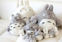 My Neighbor Totoro / by Roxanne Gillenwater