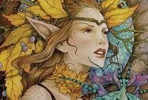 Fantasy VI / by Beth Mills Foster