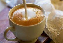 Coffee ☕️ / I love my coffee  / by Ursula Panizo