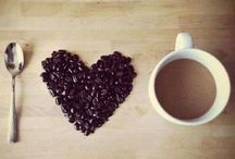 Coffee. 咖啡。Café. / by Roxanne Gillenwater