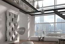 Luxury London Living / Stylish interior design to compliment a property in a prime location.